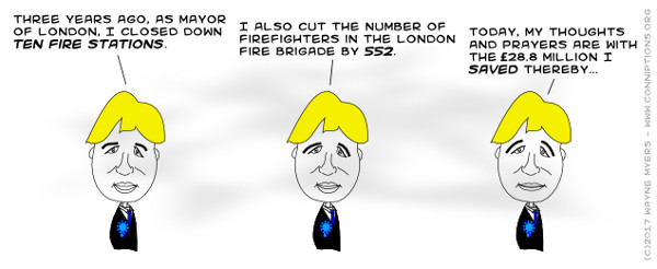 Part of the Fifth London Safety Plan