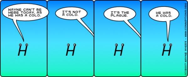*cough*